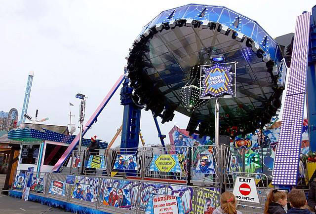 magaspin white knuckle ride